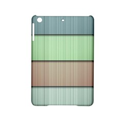 Modern Texture Blue Green Red Grey Chevron Wave Line Ipad Mini 2 Hardshell Cases by Alisyart