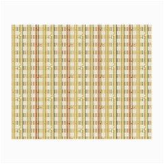 Tomboy Line Yellow Red Small Glasses Cloth (2 Side) by Alisyart