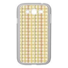 Tomboy Line Yellow Red Samsung Galaxy Grand Duos I9082 Case (white) by Alisyart