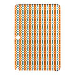 Sunflower Orange Gold Blue Floral Samsung Galaxy Tab Pro 12 2 Hardshell Case by Alisyart