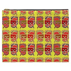 Funny Faces Cosmetic Bag (xxxl)  by Amaryn4rt