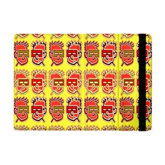 Funny Faces Apple Ipad Mini Flip Case by Amaryn4rt