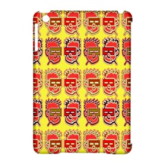 Funny Faces Apple Ipad Mini Hardshell Case (compatible With Smart Cover) by Amaryn4rt