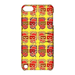 Funny Faces Apple Ipod Touch 5 Hardshell Case With Stand by Amaryn4rt