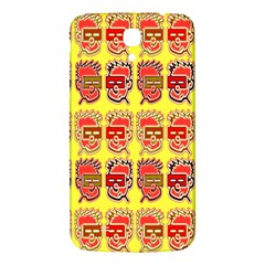 Funny Faces Samsung Galaxy Mega I9200 Hardshell Back Case by Amaryn4rt