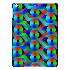 Bee Hive Color Disks Ipad Air Hardshell Cases by Amaryn4rt