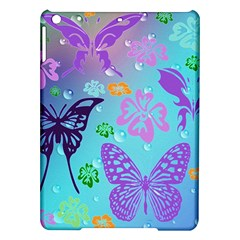 Butterfly Vector Background Ipad Air Hardshell Cases by Amaryn4rt