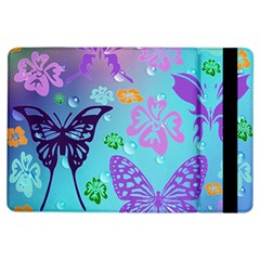 Butterfly Vector Background Ipad Air Flip by Amaryn4rt
