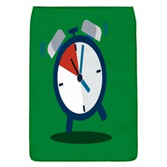Alarm Clock Weker Time Red Blue Green Flap Covers (s)  by Alisyart