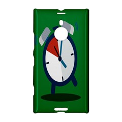 Alarm Clock Weker Time Red Blue Green Nokia Lumia 1520 by Alisyart