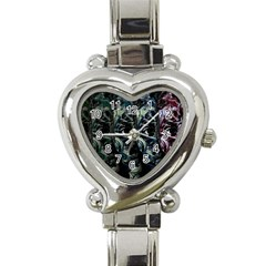 Wild Child Heart Italian Charm Watch by Valentinaart