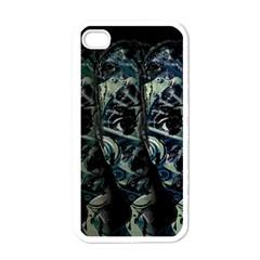 Wild Child Apple Iphone 4 Case (white) by Valentinaart