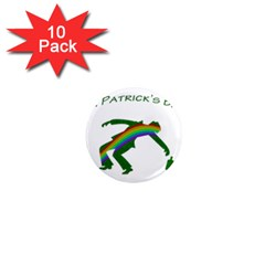 St  Patricks 1  Mini Magnet (10 Pack)  by Valentinaart