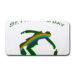 St  Patricks Medium Bar Mats by Valentinaart