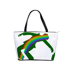 St  Patricks Shoulder Handbags by Valentinaart