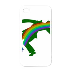 St  Patricks Apple Iphone 4 Case (white) by Valentinaart