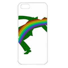 St  Patricks Apple Iphone 5 Seamless Case (white) by Valentinaart