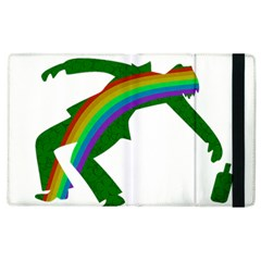 St  Patricks Apple Ipad 3/4 Flip Case by Valentinaart