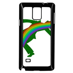 St  Patricks Samsung Galaxy Note 4 Case (black) by Valentinaart