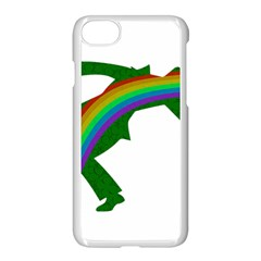 St  Patricks Apple Iphone 7 Seamless Case (white) by Valentinaart