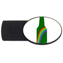 St  Patricks Usb Flash Drive Oval (4 Gb) by Valentinaart