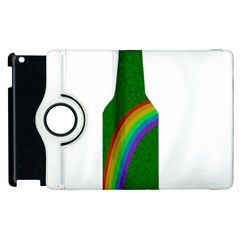 St  Patricks Apple Ipad 2 Flip 360 Case by Valentinaart