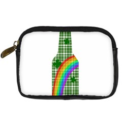 St  Patricks Day   Bottle Digital Camera Cases by Valentinaart