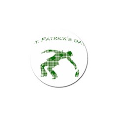 St  Patrick s Day Golf Ball Marker (10 Pack) by Valentinaart