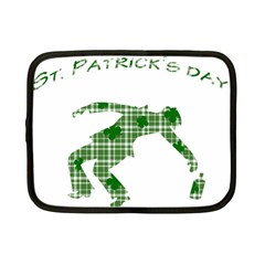 St  Patrick s Day Netbook Case (small)  by Valentinaart