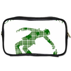 St  Patrick s Day Toiletries Bags 2 Side by Valentinaart