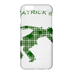 St  Patrick s Day Apple Iphone 6 Plus/6s Plus Hardshell Case by Valentinaart