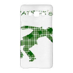 St  Patrick s Day Samsung Galaxy A5 Hardshell Case  by Valentinaart