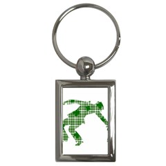 St  Patrick s Day Key Chains (rectangle)  by Valentinaart