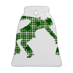 St  Patrick s Day Ornament (bell) by Valentinaart