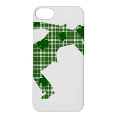 St  Patrick s Day Apple Iphone 5s/ Se Hardshell Case by Valentinaart