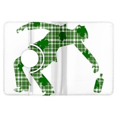 St  Patrick s Day Kindle Fire Hdx Flip 360 Case by Valentinaart