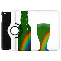 St  Patrick s Day Apple Ipad Mini Flip 360 Case by Valentinaart