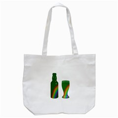 St  Patrick s Day Tote Bag (white)