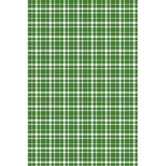 St  Patricks Day Plaid Pattern 5 5  X 8 5  Notebooks by Valentinaart