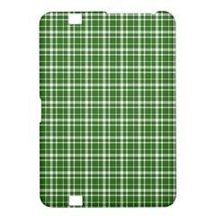 St  Patricks Day Plaid Pattern Kindle Fire Hd 8 9  by Valentinaart