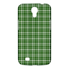 St  Patricks Day Plaid Pattern Samsung Galaxy Mega 6 3  I9200 Hardshell Case by Valentinaart