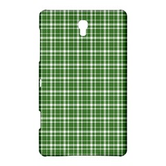 St  Patricks Day Plaid Pattern Samsung Galaxy Tab S (8 4 ) Hardshell Case  by Valentinaart