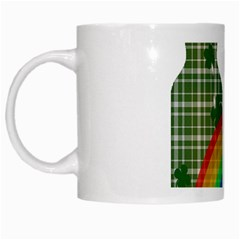 St  Patrick s Day White Mugs by Valentinaart