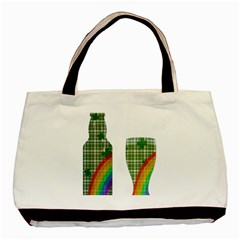 St  Patrick s Day Basic Tote Bag by Valentinaart