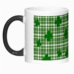 St  Patrick s Day Pattern Morph Mugs by Valentinaart