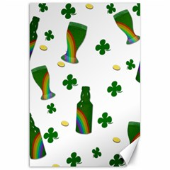 St  Patricks Day  Canvas 20  X 30   by Valentinaart