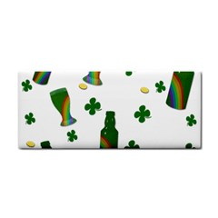 St  Patricks Day  Cosmetic Storage Cases by Valentinaart