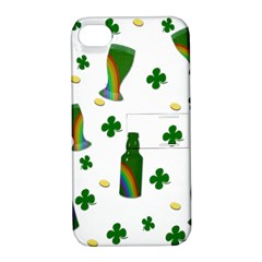 St  Patricks Day  Apple Iphone 4/4s Hardshell Case With Stand by Valentinaart