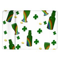 St  Patricks Day  Samsung Galaxy Tab 10 1  P7500 Flip Case by Valentinaart