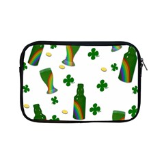 St  Patricks Day  Apple Ipad Mini Zipper Cases by Valentinaart